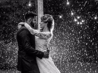 O casamento de Lorene e Fernando