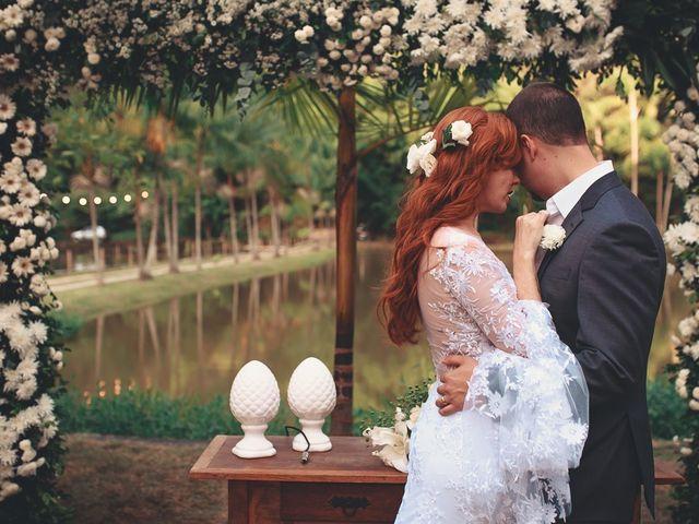 O casamento de Telma e Vitor Hugo