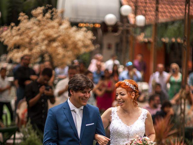 O casamento de Miriam e Airton