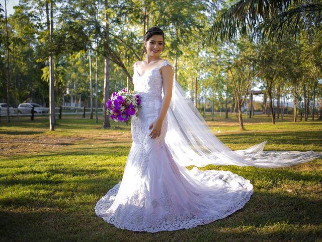 O casamento de Vanderson e Lissya em Cuiabá, Mato Grosso 11