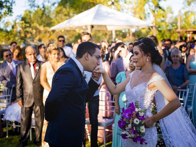 O casamento de Vanderson e Lissya em Cuiabá, Mato Grosso 14