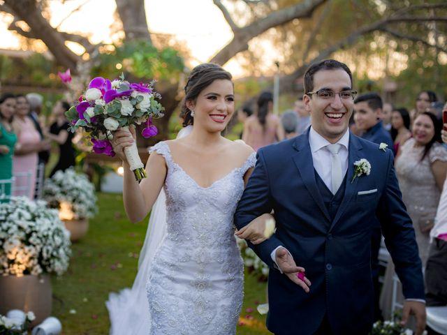 O casamento de Vanderson e Lissya em Cuiabá, Mato Grosso 25