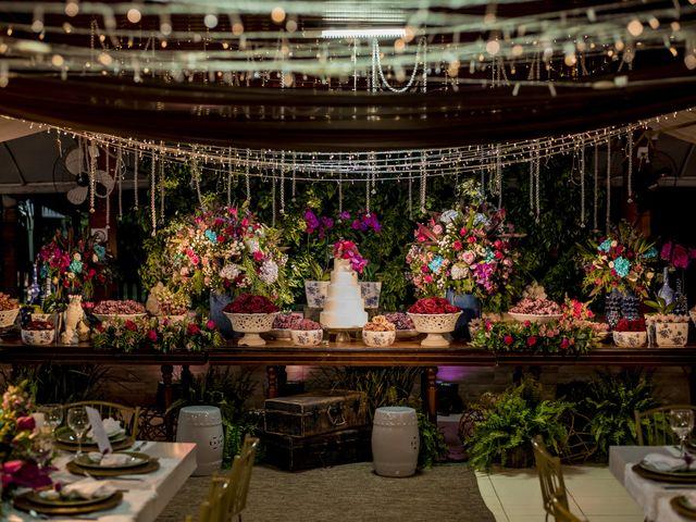 O casamento de Vanderson e Lissya em Cuiabá, Mato Grosso 41