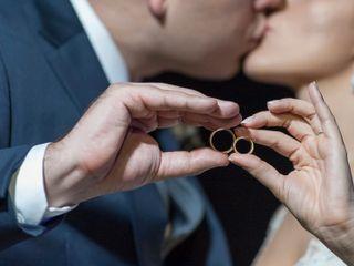 O casamento de Sarah e Alberto