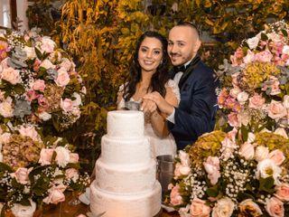 O casamento de Gabrielli e Paulo 1