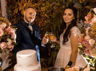 O casamento de Gabrielli e Paulo 2