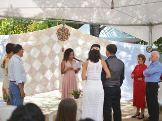 O casamento de Daniele e Vinícius