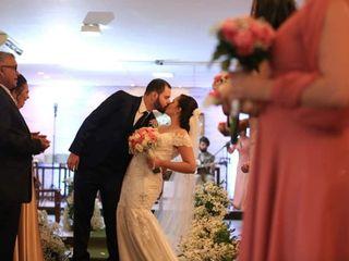 O casamento de Mariane Vieira e Fernando Barros