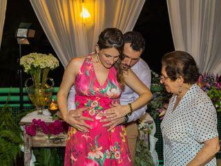 O casamento de Camila e Dejair
