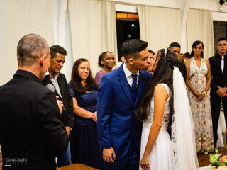 O casamento de Thays e Natanael