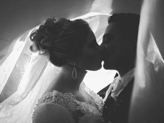 O casamento de Jaqueline e Adriano
