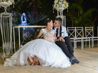 O casamento de Flavia e Welder 1