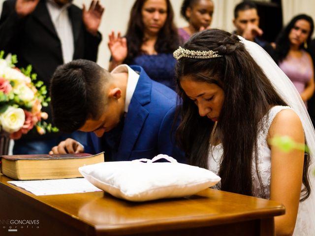O casamento de Natanael e Thays em Cornélio Procópio, Paraná 1
