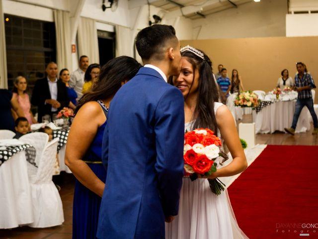 O casamento de Natanael e Thays em Cornélio Procópio, Paraná 2