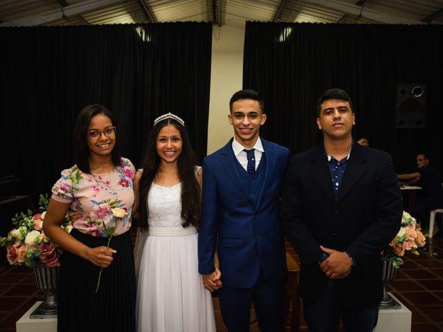O casamento de Natanael e Thays em Cornélio Procópio, Paraná 7
