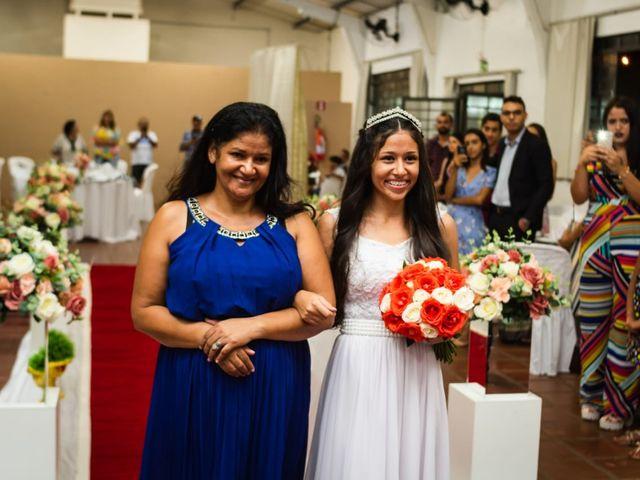 O casamento de Natanael e Thays em Cornélio Procópio, Paraná 9