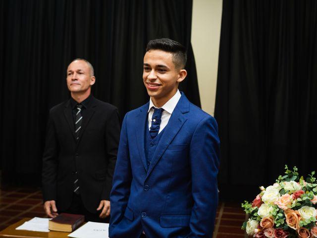 O casamento de Natanael e Thays em Cornélio Procópio, Paraná 20