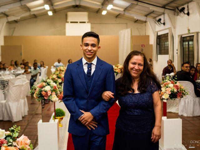 O casamento de Natanael e Thays em Cornélio Procópio, Paraná 21