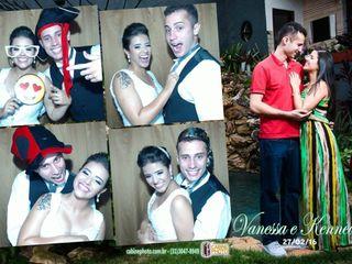 O casamento de vanessa e kennedy 1