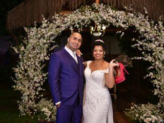O casamento de Paloma Ribeiro Reis  e Adriano de Paula Reis