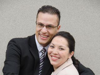 O casamento de Patrícia e Jonathan 1