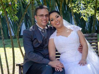 O casamento de Patrícia e Jonathan