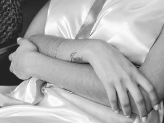 O casamento de Priscila e Leandro 1