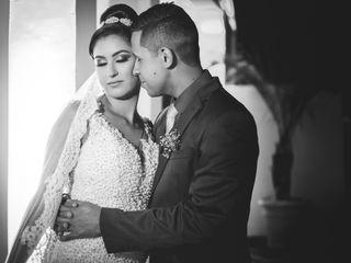 O casamento de Priscila e Leandro