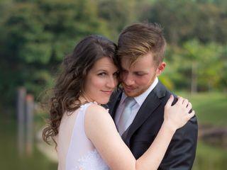 O casamento de Jessica e Nathan 1