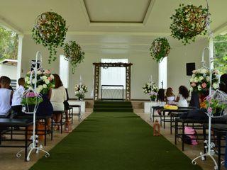 O casamento de Cristina e Carlos 1
