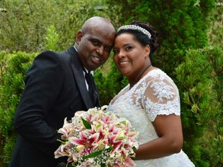 O casamento de Cristina e Carlos