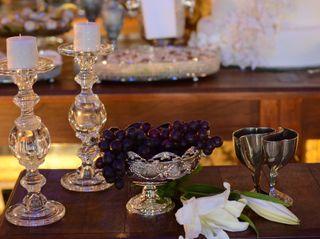 O casamento de Thaísa e Thyago 1