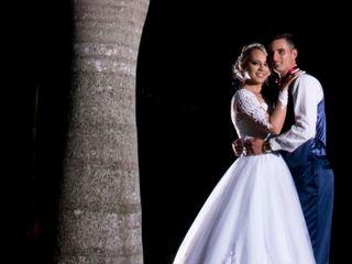 O casamento de Gislene e Valmário 1