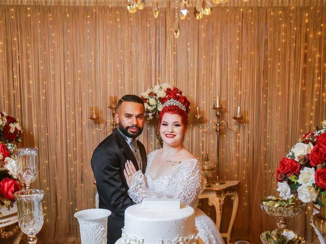 O casamento de Henrique  e Henrique e Natasha  em Suzano, São Paulo 1