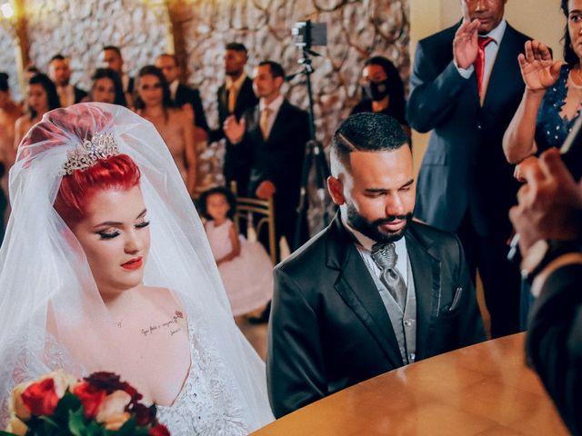 O casamento de Henrique  e Henrique e Natasha  em Suzano, São Paulo 3