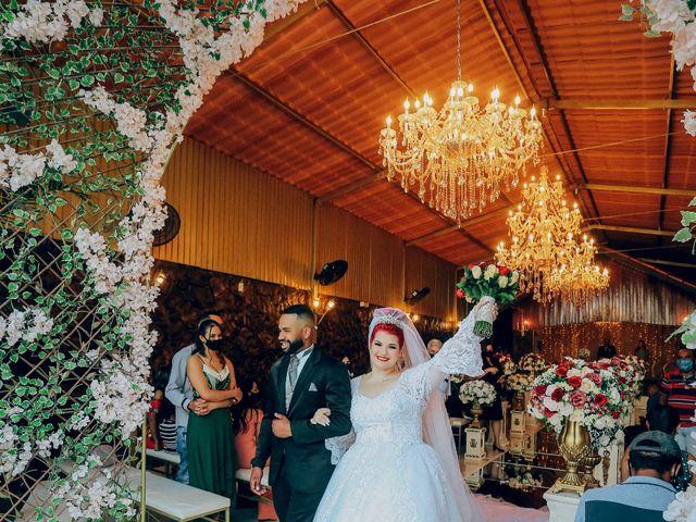 O casamento de Henrique  e Henrique e Natasha  em Suzano, São Paulo 17