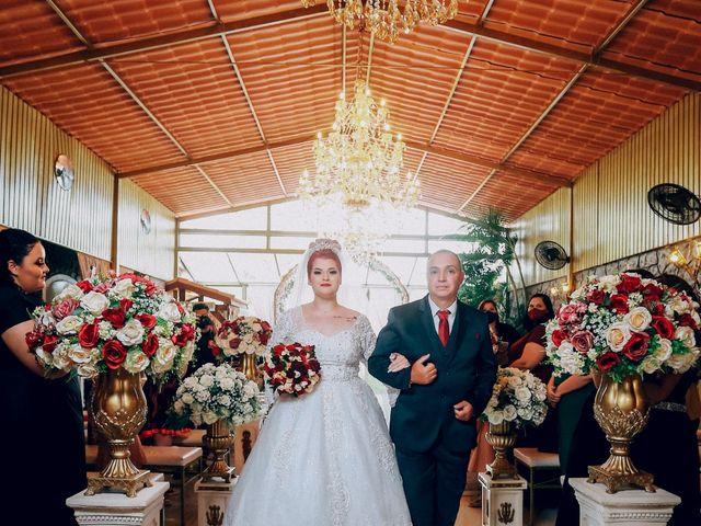 O casamento de Henrique  e Henrique e Natasha  em Suzano, São Paulo 18