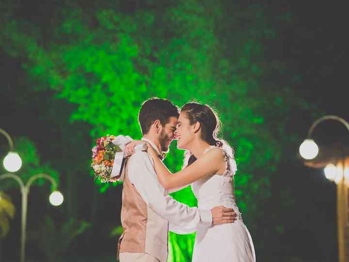 O casamento de Mariana e Danilo