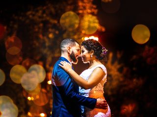 O casamento de Renata e Vinicius