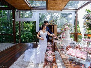 O casamento de Fátima e Bruno