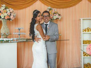 O casamento de Suele e Valniério