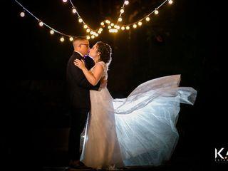 O casamento de Camila e João