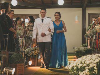 O casamento de Eliara e Rayner 2