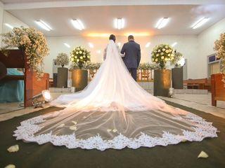 O casamento de Tamires e Lucas