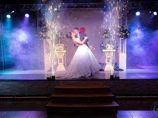 O casamento de Natália e Alvaro