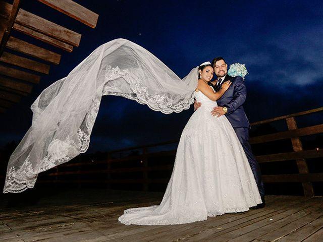 O casamento de Thaís e Rodrigo