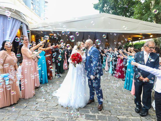 O casamento de Giovana e Sérgio