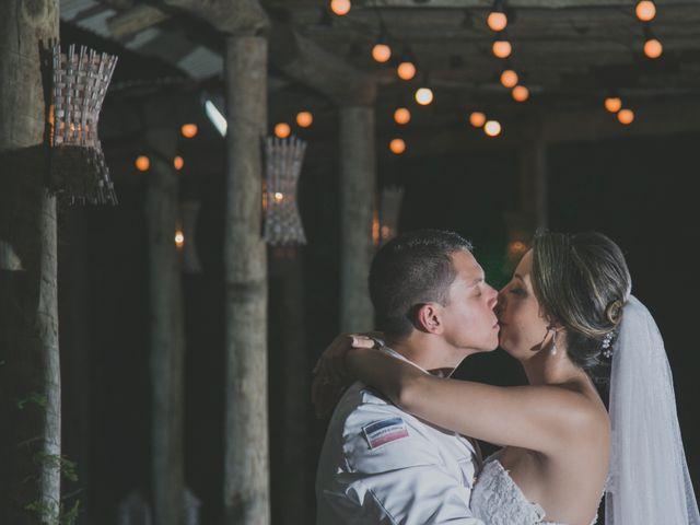 O casamento de Eliara e Rayner