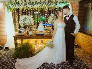 O casamento de Tatiane e Alex
