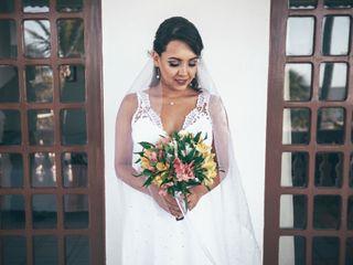 O casamento de Natháli e Tayro 3